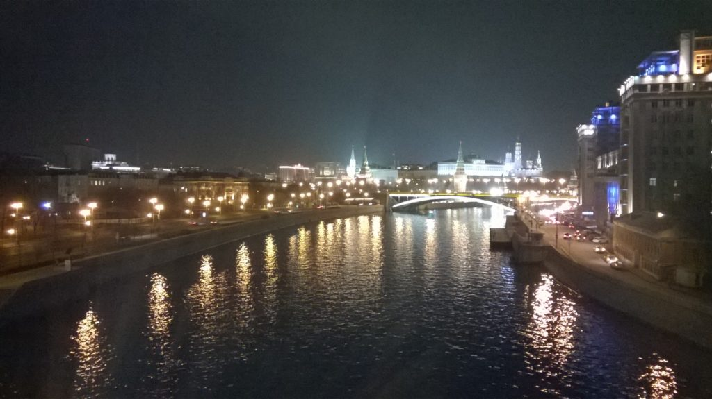 Moscow-visit